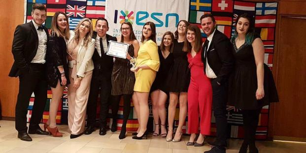 ESN Croatia is the best ESN country